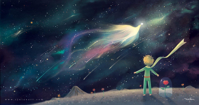 http://rinian.deviantart.com/art/The-Little-Prince-358731292