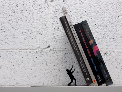 http://headsubhead.com/2014/01/03/falling-books-bookend/